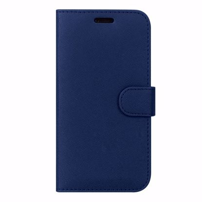 Picture of Case FortyFour Case FortyFour No.11 Case for Apple iPhone 8/7 Plus in Cross Grain Dark Blue