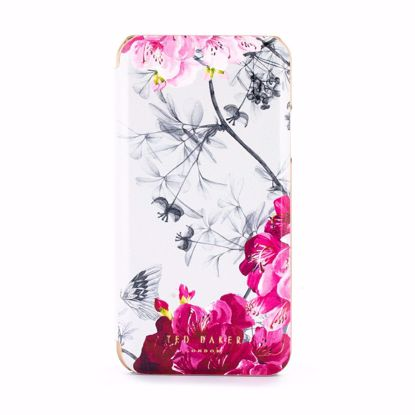 Picture of Ted Baker Ted Baker Folio Case for Apple iPhone 11 in Babylon Nickel