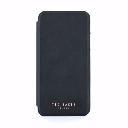 Picture of Ted Baker Ted Baker Shannon Folio Case for Apple iPhone 11 Pro in Black