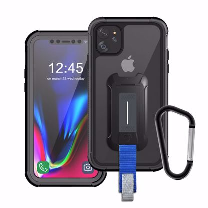 Picture of Armor-X Armor-X MX Series Case for Apple iPhone 11 in Black