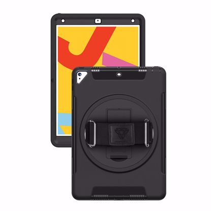 Picture of Armor-X Armor-X RIN Series Case for Apple iPad 10.2 (2019) in Black