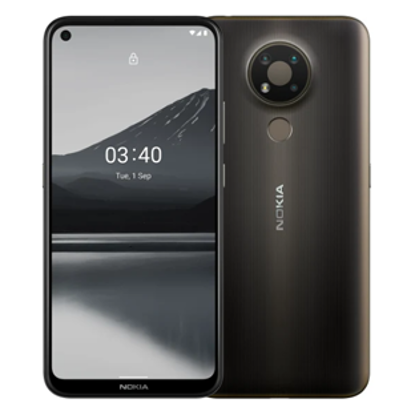 Picture of Nokia 3.4 Charcoal