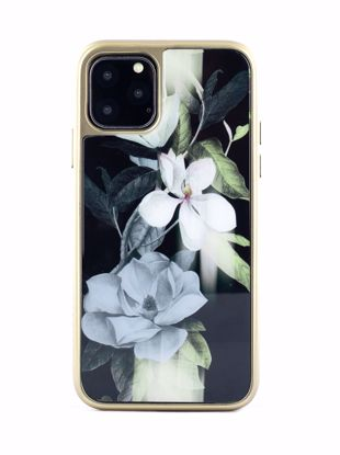 Picture of Ted Baker Ted Baker HD Glass Case for Apple iPhone 11 Pro in Opal